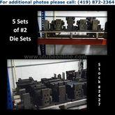 5 Sets #2 Die Sets
