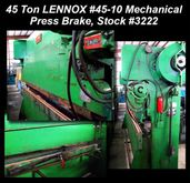 45 Ton LENNOX #45-10 Mechanical