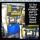 PNEU POWER 4P12 12 Ton 4-Post C