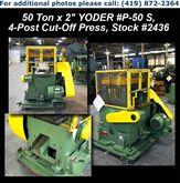 """1972 YODER P-50 S 50 Ton x 2"""" S"""