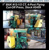 "B & K 12-1/2 CT 1"" 4-Post Flyin"