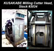 KUSAKABE Milling Cutter Head #3