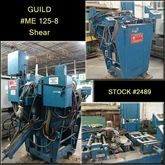 Used GUILD ME-125-8