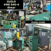 "GUILD ME 040-4 4"" x Shear & End"