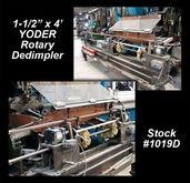 YODER 1-1/2″ Rotary Dedimpler