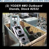 YODER (2) M3 Outboard Stands
