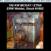 150 KW MCKAY/ETNA ERW Welder #1