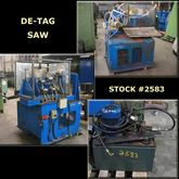 "DE-TAG 1"" Upcut Saw"