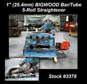 1″ (25.4 mm) BIGWOOD 5-Roll Bar