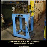 """METFORM MCO1177-2 6"""" x .050"""" St"""