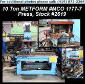 1988 METFORM MCO 1177-7 10 Ton