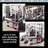 12-1/2 Ton HILL ENGINEERING Hyd