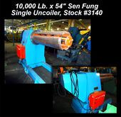 2006 Sen Fung 10,000 Lb. x 54″