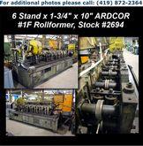 Used ARDCOR 1F 6 Sta