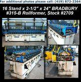 1997 BRADBURY 315-B 16 Stand x