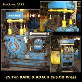 """KANE & ROACH 25 Ton x 4"""" 4-Post"""