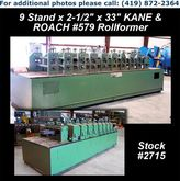 KANE & ROACH 579 9 Stand x 2-1/