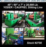 "1973 YODER / CAUFFIEL 48""/60"" x"