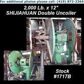 2,000 Lb. x 12″ SAN FENG Double