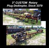 CUSTOM 3″ Rotary Plug Dedimpler