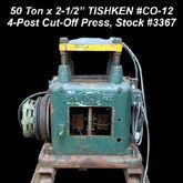 TISHKEN CO-12-4HA21 50 Ton x 2-