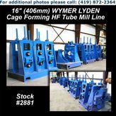 """WYMER LYDEN 16"""" (406 mm) Cage F"""