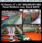 Used BRADBURY M3 10