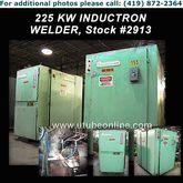 INDUCTRON 225 KW INDUCTROWELD W