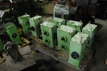 Yoder Mfg Gearboxes w/Universal