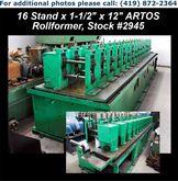 """ARTOS AU-2-14 16 Stand x 1-1/2"""""""