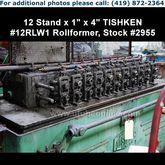 """TISHKEN 12 RLW 1 Stand x 1"""" x 4"""