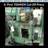 "1969 TISHKEN C0-4-4 4"" Tube Cut"