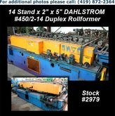 Used DAHLSTROM 450/2