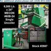"MECON 60B-24 6,000 Lb. x 24"" Si"