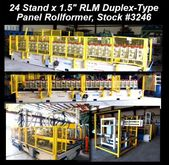 2001 24 Stand x 1-1/2″ RLM Dupl