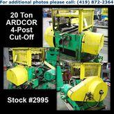 """ARDCOR 20-3-18 20 Ton x 3"""" 4-Po"""