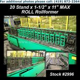"MAX ROLL 20 Stand x 1-1/2"" x 11"