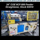 "COE CF-500 24"" x .049"" Feeder S"