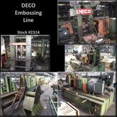 7-3/8″ x 7″ DECO MACHINERY Embo