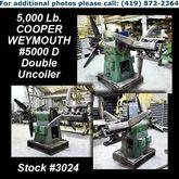 COOPER WEYMOUTH 5000 D Lb. x 18
