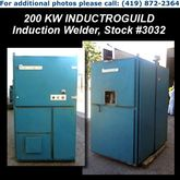 INDUCTROGUILD 200 KW Induction