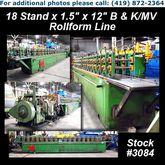 B & K/MV Machine Works 18 Stand