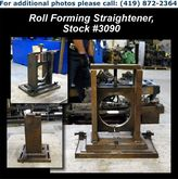 Roll Forming Straightener