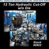 13 Ton Hydraulic Tube Cut-Off w