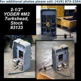 """YODER M2 2-1/2"""" Turkshead"""