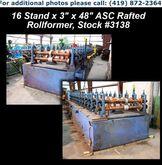ASC CAS-4-15-60-RH 16 Stand x 3