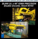IOWA PRECISION 20M48DH 20,000 L