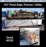 """CUSTOM 114"""" Panel Edge Trimmer"""