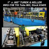 1″ x .065″ TUREK & HELLER TIG T