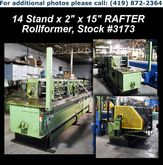 "RAFTER 13 Stand x 2"" x 15"" Roll"